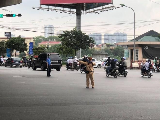 Đường phố Thủ đô thông thoáng ngày trở về sau kỳ nghỉ lễ ảnh 8