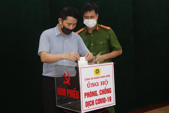 Tổng lực mọi phương án, lực lượng bảo vệ tuyệt đối an toàn ngày bầu cử ảnh 2