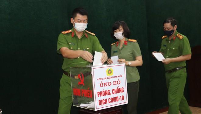 Tổng lực mọi phương án, lực lượng bảo vệ tuyệt đối an toàn ngày bầu cử ảnh 3