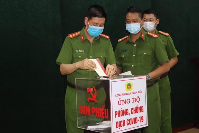 Tổng lực mọi phương án, lực lượng bảo vệ tuyệt đối an toàn ngày bầu cử ảnh 4