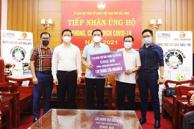 Chung tay hỗ trợ tỉnh Bắc Ninh phòng, chống dịch Covid-19 ảnh 3
