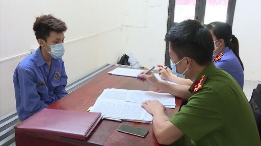 Xử phạt 98 trường hợp vi phạm chống dịch Covid-19 tại Bắc Ninh ảnh 1
