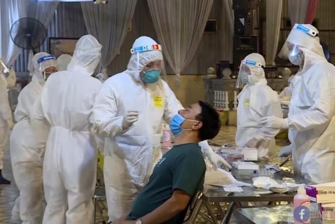 Bắc Ninh: Người dân, doanh nghiệp đến làm thủ tục tại Trung tâm hành chính công phải có giấy xét nghiệm âm tính Covid-19 ảnh 1