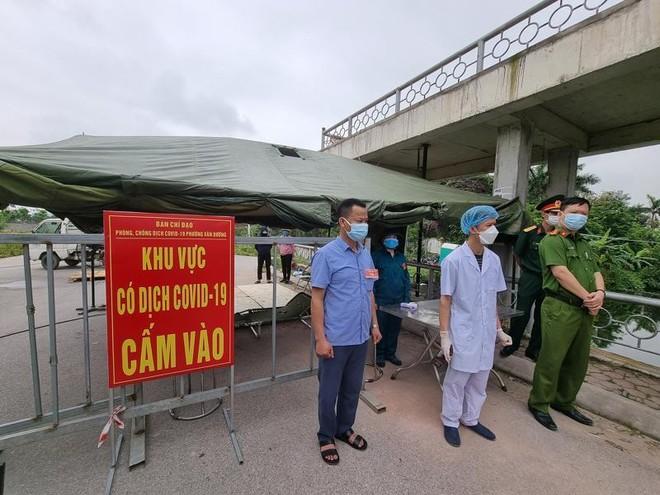 Bắc Ninh: 5/8 huyện, thị xã đã chuyển sang trạng thái bình thường mới ảnh 1