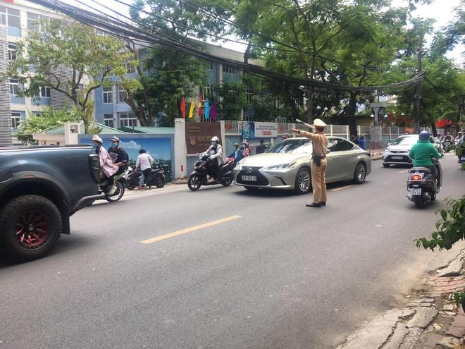 Đảm bảo tuyệt đối an toàn giao thông, phục vụ thí sinh thi tốt nghiệp THPT Quốc gia ảnh 2