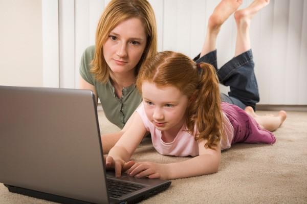 Bí quyết giúp trẻ sử dụng Internet an toàn