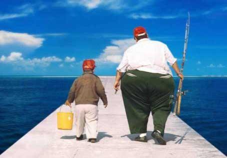 Trẻ có cha béo tăng nguy cơ béo phì