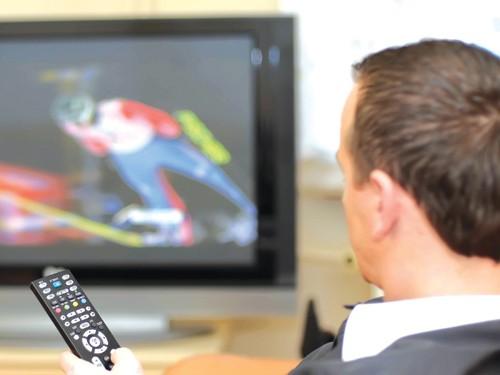 Xem tivi hơn 2 giờ mỗi ngày dễ bị tiểu đường
