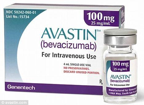 FDA cấm sử dụng Avastin để điều trị ung thư vú