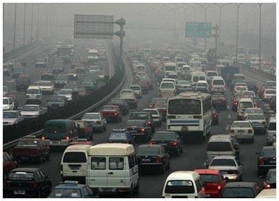 Ô nhiễm giao thông làm tăng nguy cơ tiểu đường