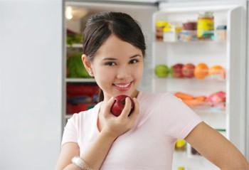 Thanh niên ngày càng ăn ít hoa quả và rau xanh