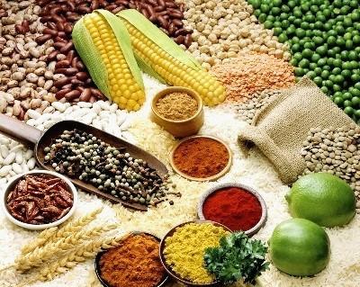 Ngũ cốc cũng chứa nhiều đường
