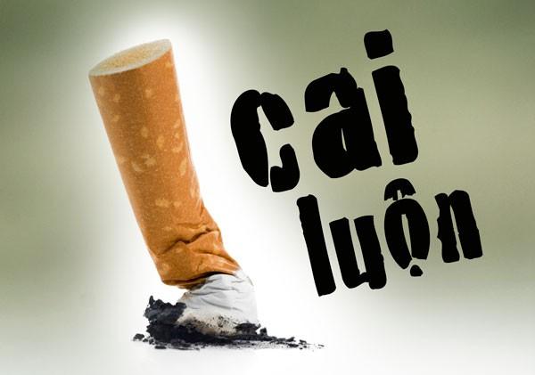 Động lực mới để cai thuốc lá