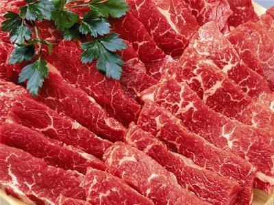 Tiêu thụ nhiều thịt đỏ làm tăng nguy cơ tử vong