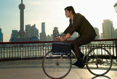 """Đi xe đạp nhiều, giảm số lượng """"tinh binh"""""""