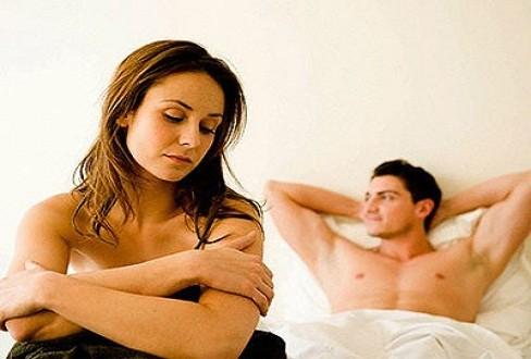 Chàng không còn hứng thú với sex sau 7 năm chung sống? ảnh 1