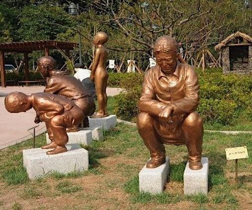"""Công viên chủ đề """"toi-lét"""" mở cửa tại Hàn Quốc ảnh 3"""