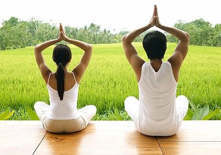 Yoga có thể giúp ích cho bệnh nhân rối loạn nhịp tim ảnh 1