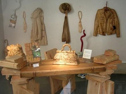 Chiêm ngưỡng các tác phẩm làm từ gỗ trông như thật ảnh 1