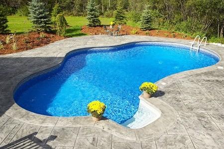 """Đột nhập nhà người khác """"tắm tiên"""" tại bể bơi ảnh 1"""