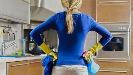 Làm việc nhà giúp giảm nhẹ các triệu chứng mãn kinh ảnh 1
