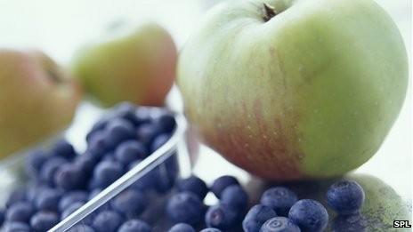 Nho, táo, việt quất giảm nguy cơ mắc tiểu đường ảnh 1