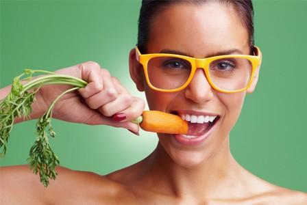 Những loại thực phẩm cải thiện thị lực ảnh 1