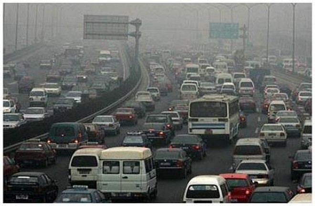 Ô nhiễm không khí có liên quan với hội chứng khô mắt ảnh 1