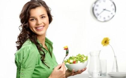 Ăn chậm giúp bạn giảm cân ảnh 1