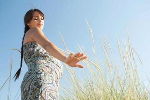 Bí quyết giảm mệt mỏi khi mang thai ảnh 1