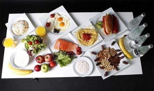 Lựa chọn chế độ ăn lành mạnh ảnh 1