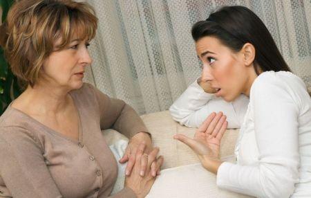 Những lời khuyên hữu ích của mẹ trong tình yêu ảnh 1
