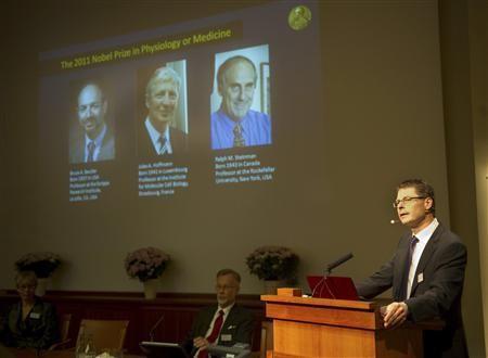 Trao giải Nobel y học cho những khám phá về hệ miễn dịch ảnh 1