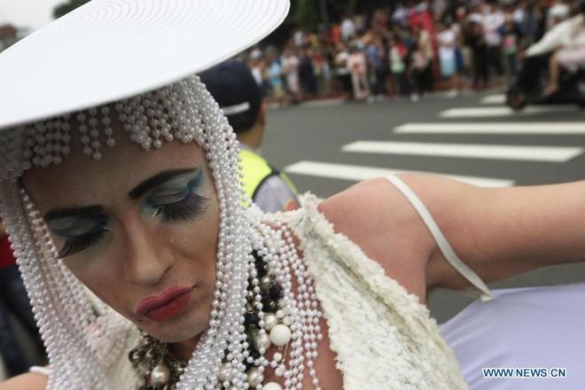Diễu hành đồng giới lớn nhất tại Đài Loan ảnh 4