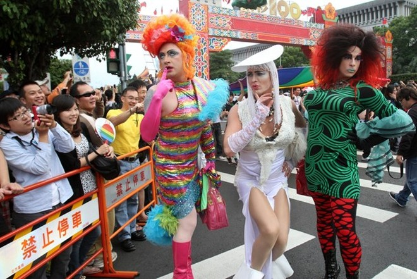 Diễu hành đồng giới lớn nhất tại Đài Loan ảnh 7