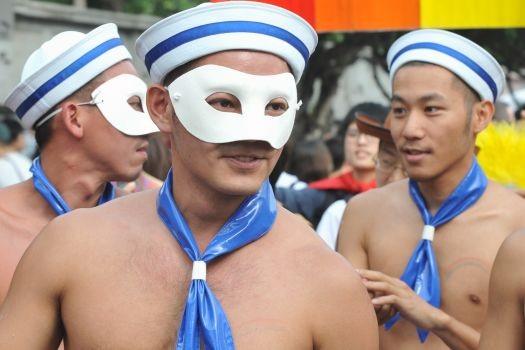 Diễu hành đồng giới lớn nhất tại Đài Loan ảnh 10