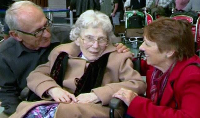 Cụ bà 102 tuổi di cư từ Anh sang New Zealand ảnh 1