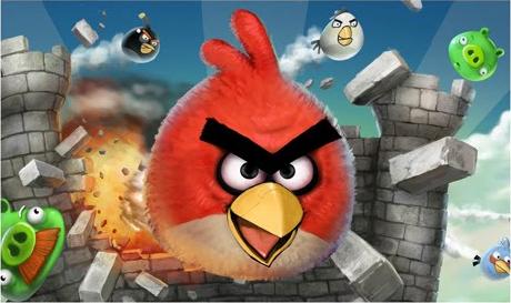 Angry Birds - Ứng dụng nổi tiếng nhất của iPhone trong năm 2011 ảnh 1