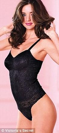 Miranda Kerr nóng bỏng diện nội y cho đêm Giáng sinh ảnh 4