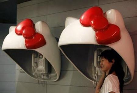 Những buồng điện thoại lạ đời nhất thế giới ảnh 7
