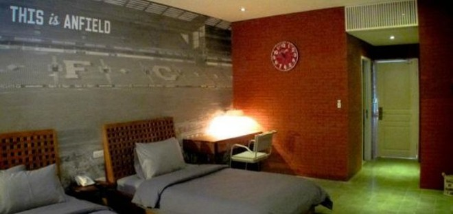 Khách sạn Steven Gerrard tại Indonesia ảnh 1