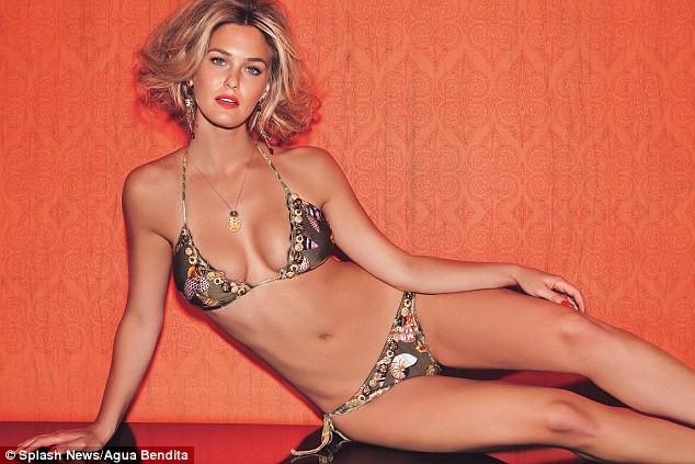 Bạn gái cũ Leonardo DiCaprio khoe thân hình bốc lửa ảnh 9
