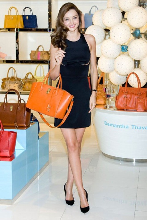 Miranda Kerr ra mắt thiết kế túi xách mới ảnh 4