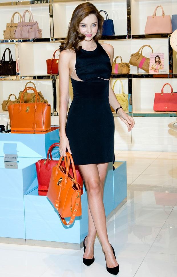 Miranda Kerr ra mắt thiết kế túi xách mới ảnh 1