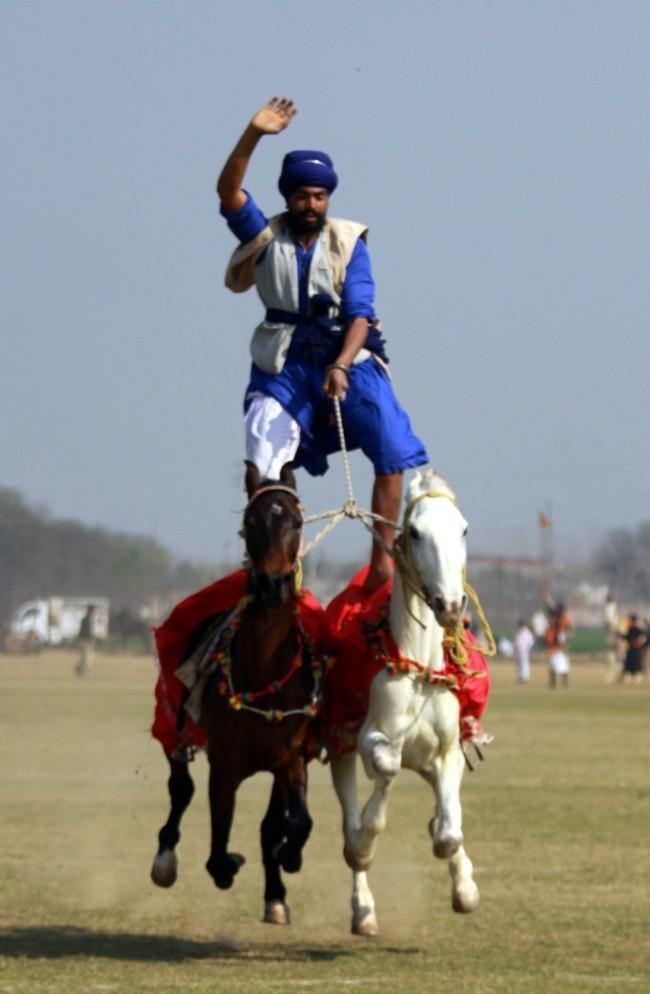 Kỳ dị thế vận hội ở nông thôn Ấn Độ ảnh 4