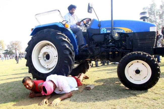 Kỳ dị thế vận hội ở nông thôn Ấn Độ ảnh 8