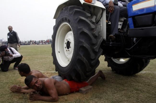 Kỳ dị thế vận hội ở nông thôn Ấn Độ ảnh 10