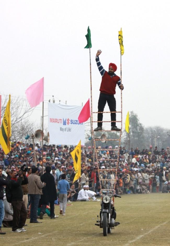 Kỳ dị thế vận hội ở nông thôn Ấn Độ ảnh 12