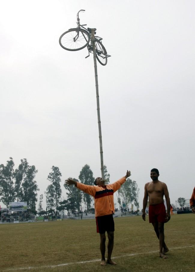 Kỳ dị thế vận hội ở nông thôn Ấn Độ ảnh 13