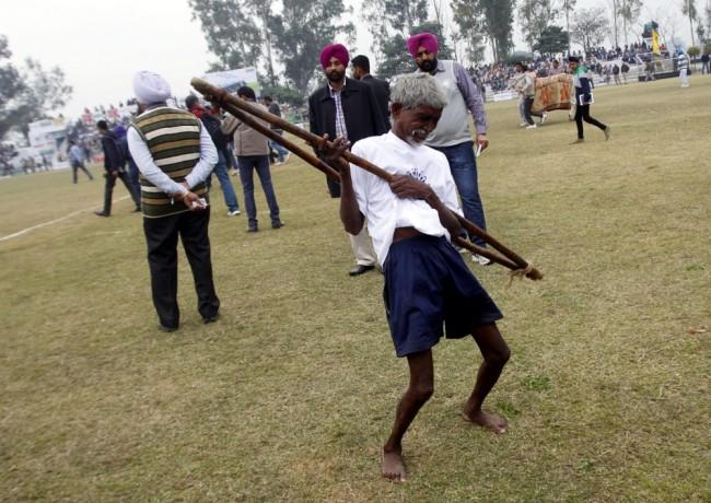 Kỳ dị thế vận hội ở nông thôn Ấn Độ ảnh 14